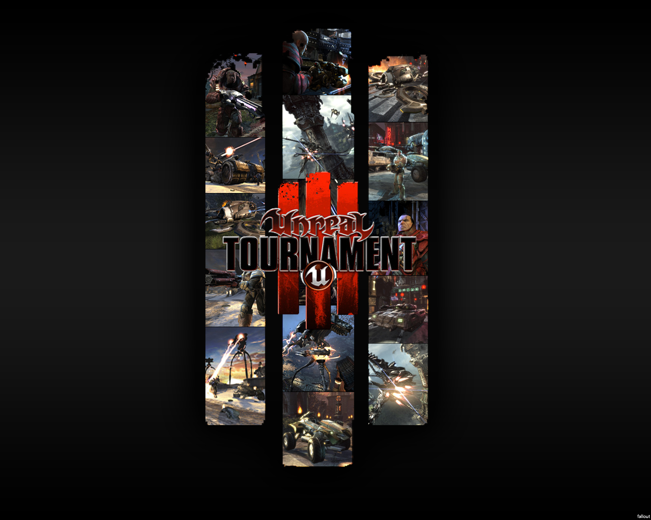 Unreal Tournament 3 Wallpaper By Fallout Boy On Deviantart