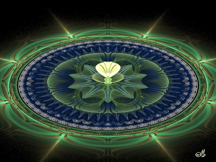 Magical Lilypad by Annushkka
