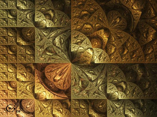 Intricate Tapestry by Annushkka