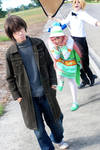 Kobato Featuring Usui xD by hoshikohikari