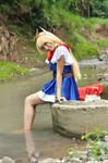 Akazukin Chacha:Little Break for the Princess by hoshikohikari