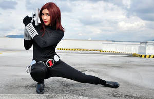 Black Widow: Avenger by hoshikohikari