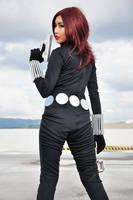 Black Widow: Hot Shot by hoshikohikari