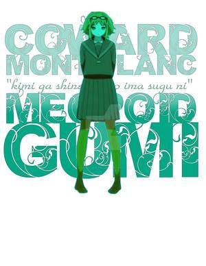 Vocaloid: Coward Montblanc