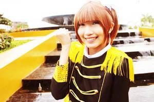 Mariko Shinoda AKB48 SMILE by hoshikohikari