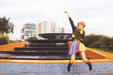 Mariko Shinoda AKB48 Happiness by hoshikohikari