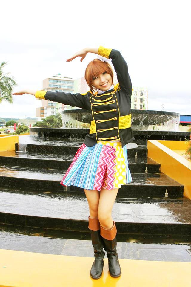 Mariko Shinoda AKB48 Heavy Rotation
