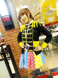 Mariko Shinoda AKB48 Pose 5 by hoshikohikari