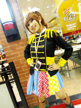 Mariko Shinoda AKB48 Pose 5