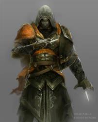 Assassin's Creed-Ishak Pasha