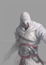 Assassin's Creed-Altair by Nzio-deviantART