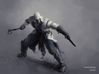 Assassin's Creed-Conner Kenway