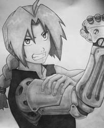 Fullmetal Pipsqueak by Lukitzo
