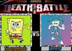 Death Battle - Spongebob VS Jenny