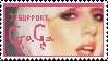 I Support Lady GaGa by ckt