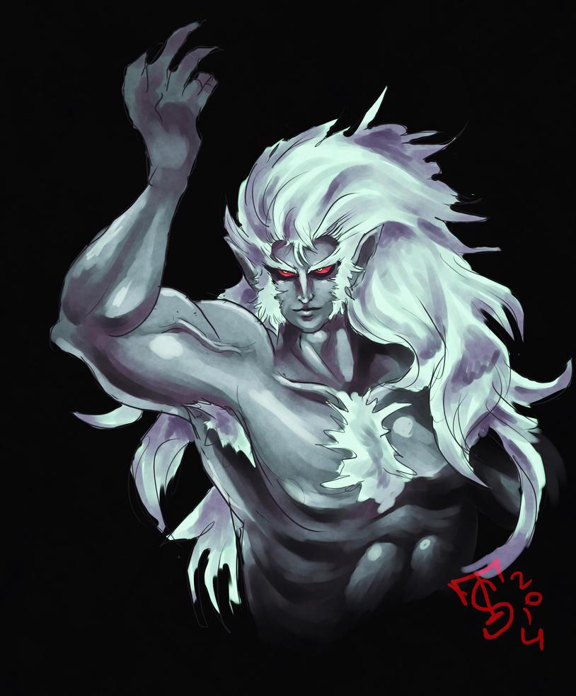 Loki - Megami Tensei by ckt