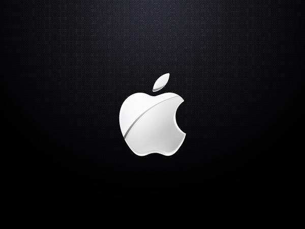 apple logo wallpaper. Apple Logo Wallpaper by