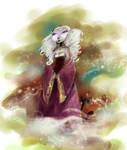 Lynn - voodoo sorceress
