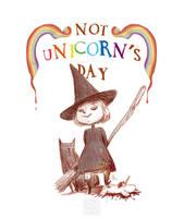 Not Unicorn's Day ! by Z-Oras