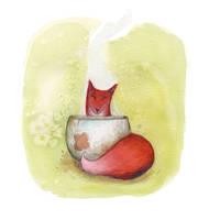 Tea Spirit by Z-Oras