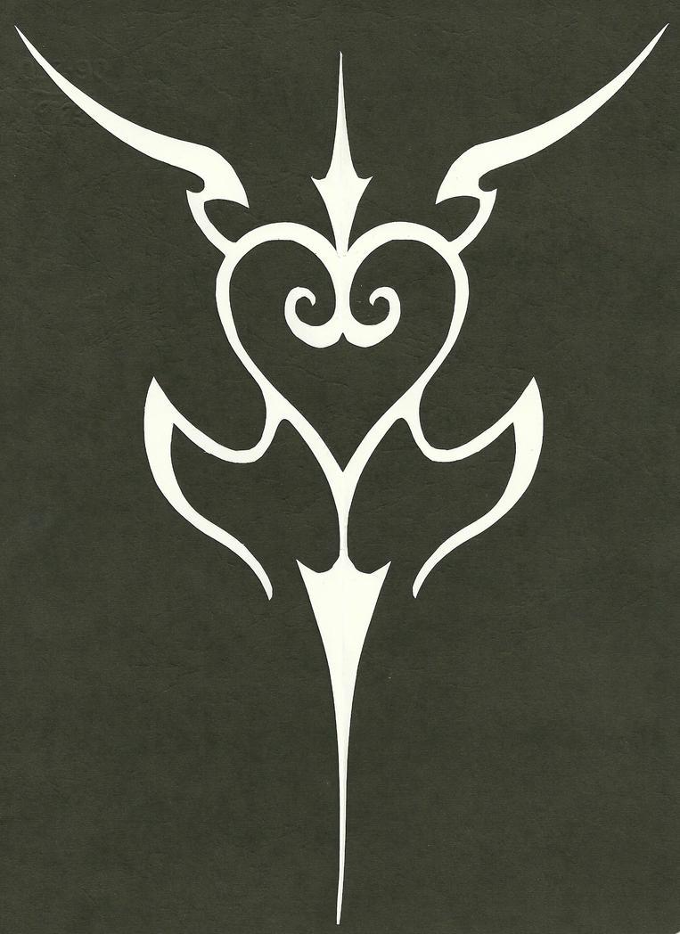 Undertaker Tsubasa__skaura_feather_print__black__by_sunshine102-d4v53bt