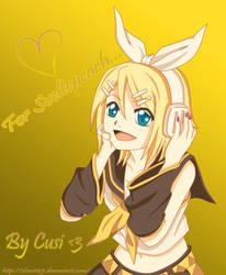 Rin by elcusi145