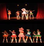 Sailor Team dancing