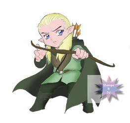 Legolas SD by ShampooNeko