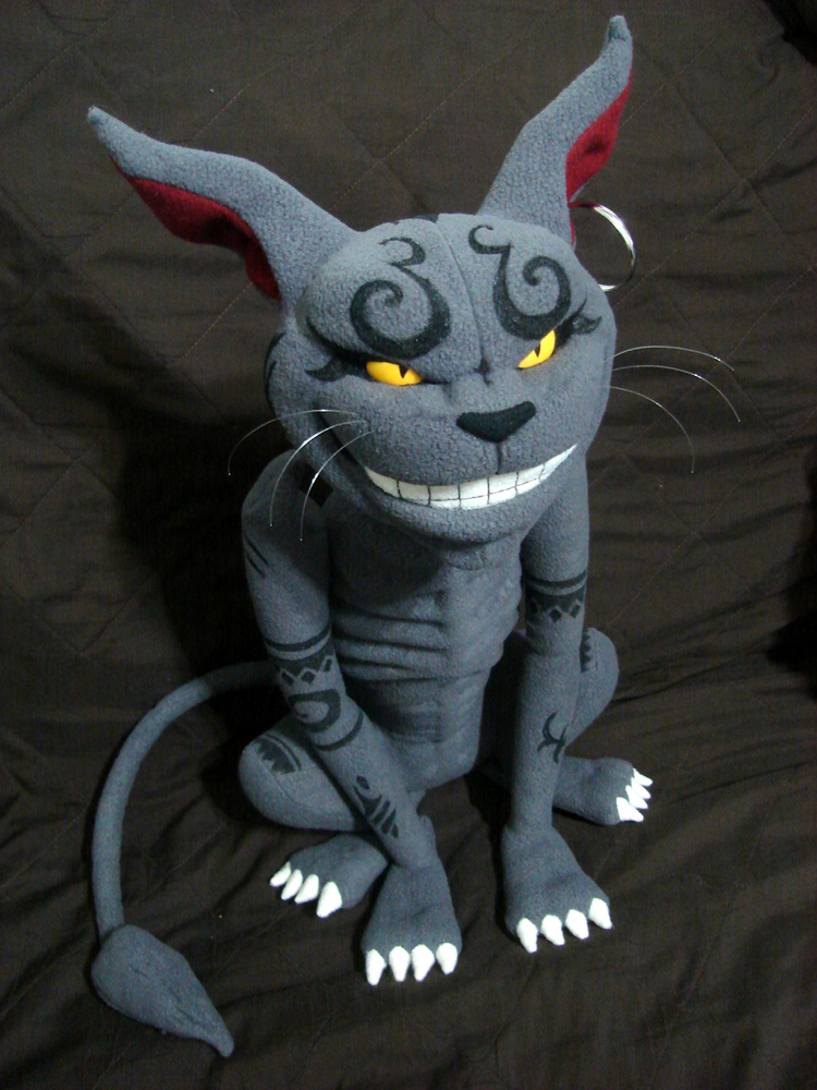 How To Make A Cheshire Cat Stuffed Animal
