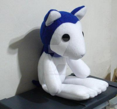 Little wolf - from Ookami no Kodomo