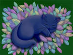 Just sleeping