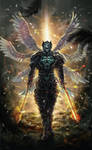 8 Wings warrior