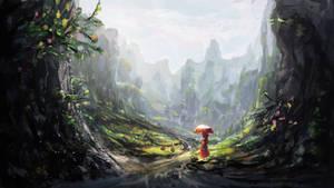 Landscape of Miya