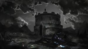 Jewellium castle by CGlas