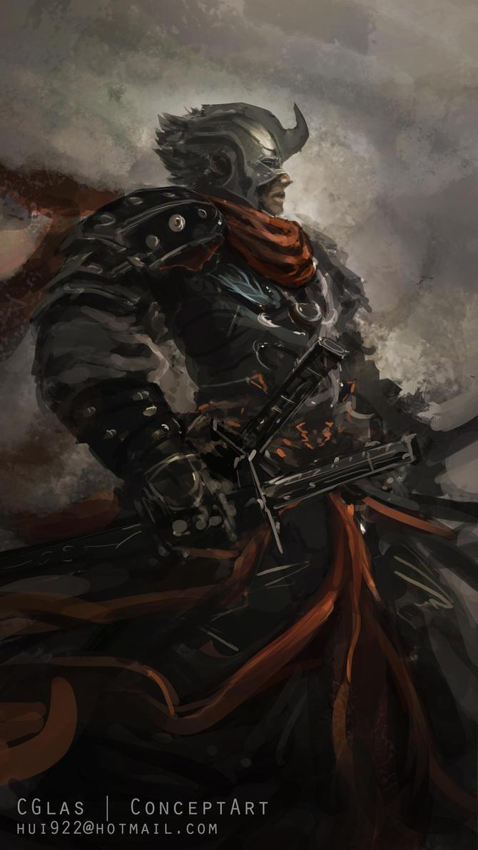 5 blade legend by CGlas