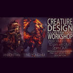 Creature design workshop