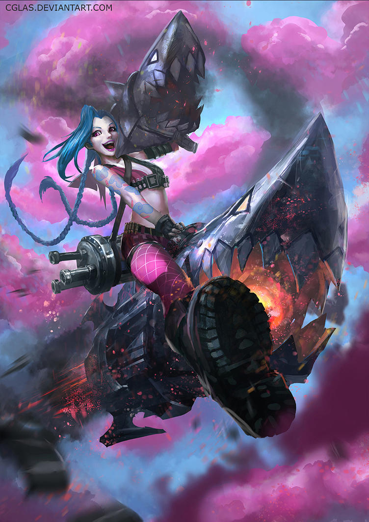 Jinx Rework by CGlas