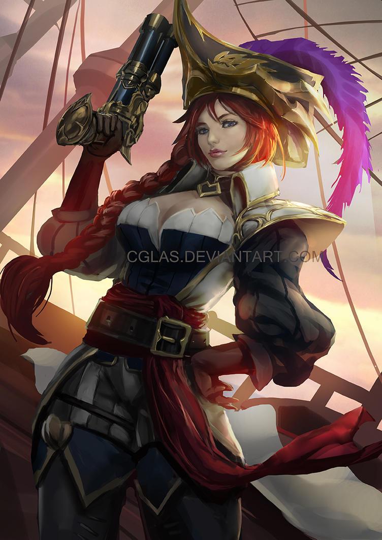 Pirates Legend Of Black Cat