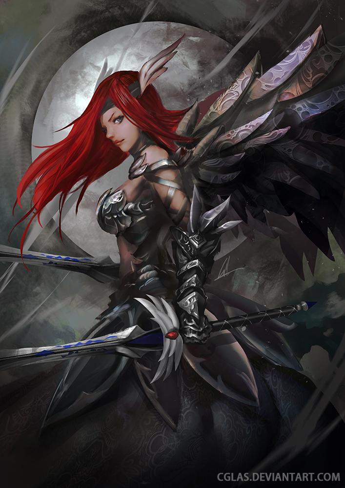 Erza scarlet by cglas on deviantart - Image fairy tail erza ...
