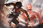 Mikasa by CGlas