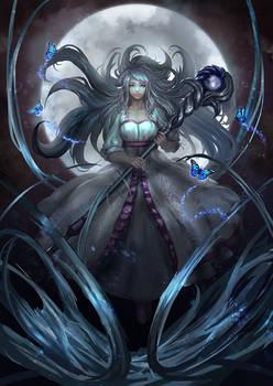 Goddess of  Harmony,Alessa