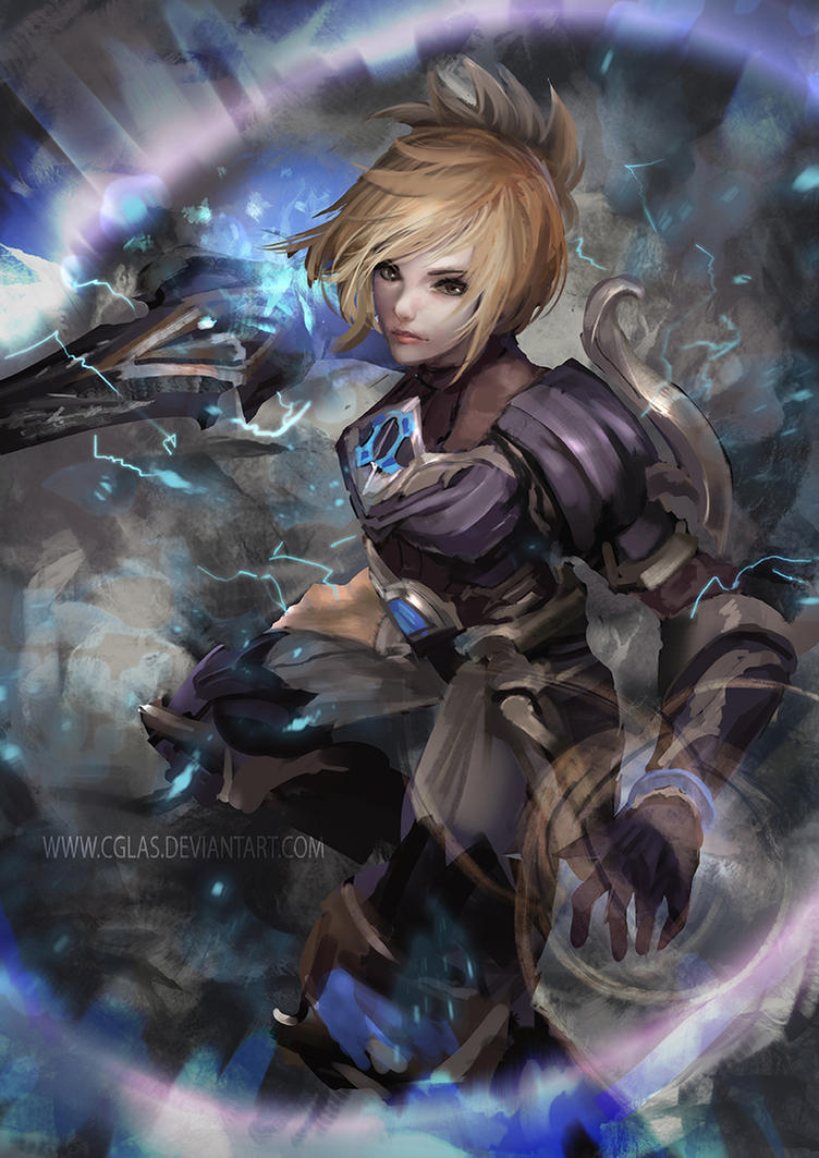 Championship riven in game