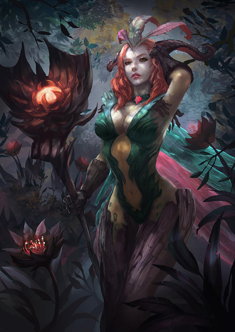Elderwood Leblanc by CGlas