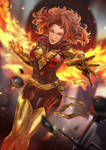 Dark Phoenix by CGlas