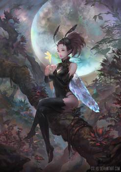 Lizz-the moon priest