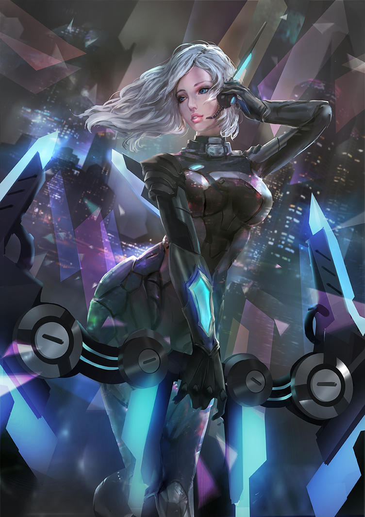 Project Ashe by CGlas on DeviantArt