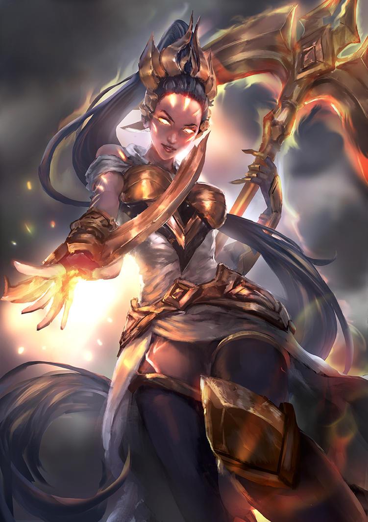 League of Legends - PROJECT VAYNE by Massi001 on DeviantArt