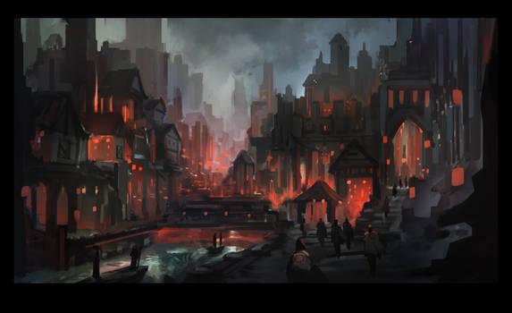 Dark Fantasy: Fire City
