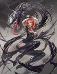 Venom Mary Jane by CGlas