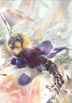 Jeanne D'Arc by CGlas